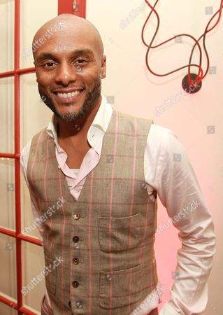 Stock Image of Singer Kenny Lattimore is seen at Apple Music R & B Rising during the Essence Music Festival at Kingsway Mansion, in New Orleans, LA