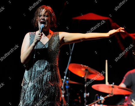 Stock Picture of Ida Maria performs at the 9th Annual MusicCares MAP Fund Benefit Concert at Club Nokia on in Los Angeles