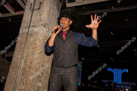 Rockit Ranch Productions CEO Billy Dec attends the A Red Orchid Theatreâ?™s 21 Annual Gala at the Underground, on in Chicago