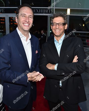"""Editorial image of AMC Premiere of """"Halt and Catch Fire"""", Hollywood, USA - 21 May 2014"""