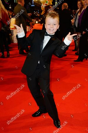 Actor Ben Wilby is seen at the UK Premiere of Nativity 2: Danger In The Manger! at The Empire Cinema, Leicester Square, in London