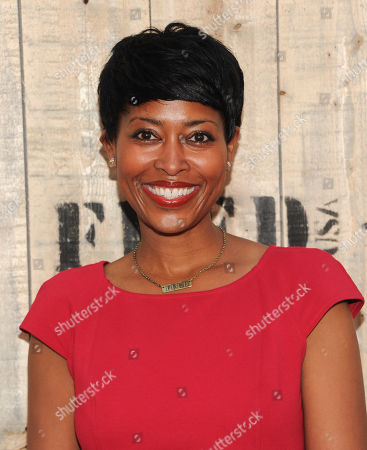 President of Community Relations at Target Laysha Ward attends the FEED USA Target launch event on in New York