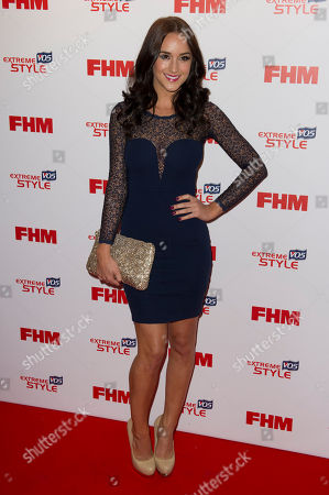 Editorial picture of FHM's 100 Sexiest Women 2013 Party - 1 May 2013