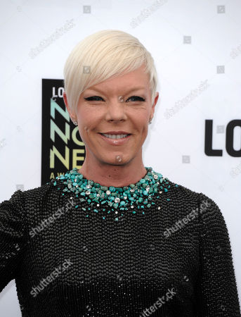 Television personality Tabatha Coffey arrives at Logo's NewNowNext Awards 2013 at the Fonda Theatre on in Los Angeles