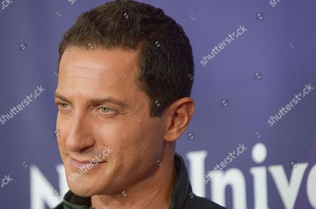 Sasha Roiz attends the NBC Universal Winter TCA Tour at the Langham Huntington Hotel, in Pasadena, Calif