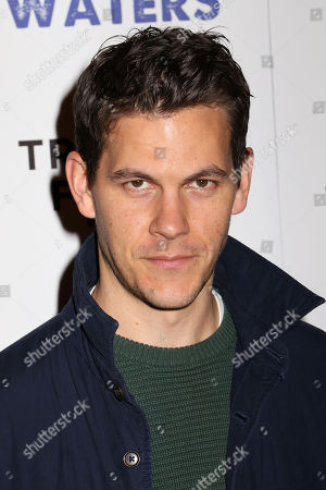 """Tom Lipinski attends the premiere of """"Beside Still Waters"""" at the Sunshine Landmark Theater, in New York"""