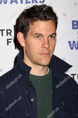 """Editorial photo of NY Premiere of """"Beside Still Waters"""", New York, USA - 9 Nov 2014"""