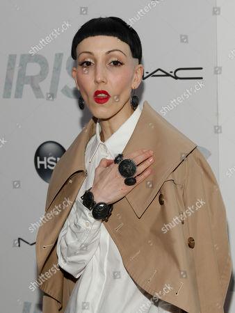 "Michelle Harper attends the premiere of ""Iris"" at the Paris Theatre, in New York"