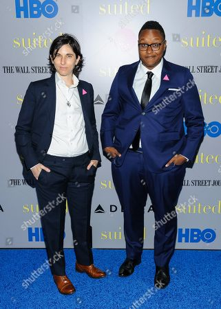 """Editorial photo of NY Premiere of HBO's """"Suited"""", New York, USA - 16 Jun 2016"""