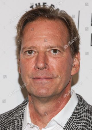 """Executive producer Scott Buck arrives at the PaleyFest Previews Fall TV Farewell to """"Dexter"""" at The Paley Center for Media on in Beverly hills, Calif"""