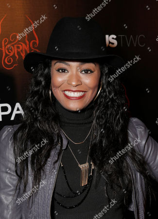 "Dominique Nicole attends a special screening of Radius-TWCâ?™s ""Horns"" presented by PAX by Ploom at ArcLight Hollywood on in Hollywood, Calif"