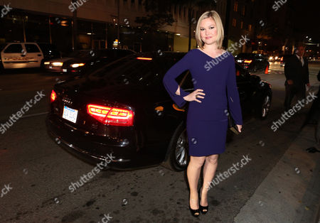 Stock Photo of Julia Styles arrives at The Hollywood Reporter Nominees' Night Insider at Spago, in Beverly Hills, Calif