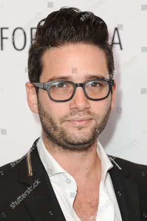 Josh Flagg arrives at The Paley Center For Media Los Angeles Benefit Gala, in Los Angeles