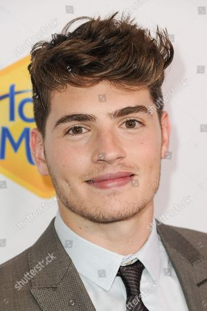 Greg Sulkin arrives at The Paley Center For Media Los Angeles Benefit Gala, in Los Angeles