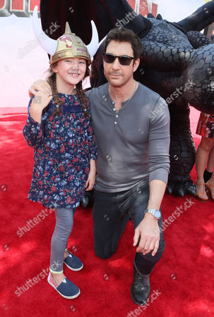 Editorial photo of Twentieth Century Fox and DreamWorks Animation Los Angeles Premiere of 'How to Train Your Dragon 2', Westwood, USA - 8 Jun 2014