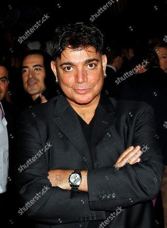 Stock Photo of Michael DeLorenzo attends Vida Lexus and Alegria Magazine Present Sabor De Lujo on at Lure nightclub in Hollywood, Calif