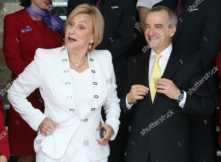 John Borghetti and Elizabeth Bryan