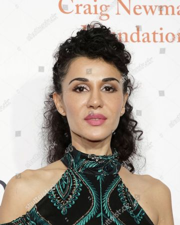 Stock Picture of Layla Alizada attends the 11th Annual Stand Up for Heroes benefit, presented by the New York Comedy Festival and The Bob Woodruff Foundation, at the Theater at Madison Square Garden, in New York