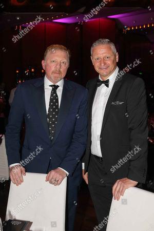 Boris Becker, Stefan Bloecher