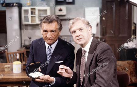 'Diamonds'   TV Norman Wooland and John Stride