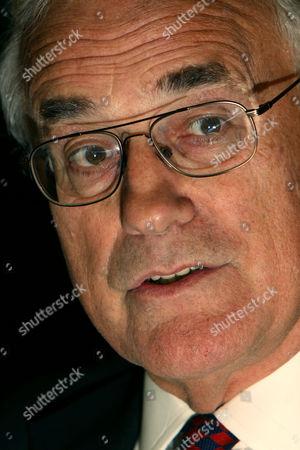 Editorial photo of Sir Mark Potter, London, Britain - 16 Oct 2008
