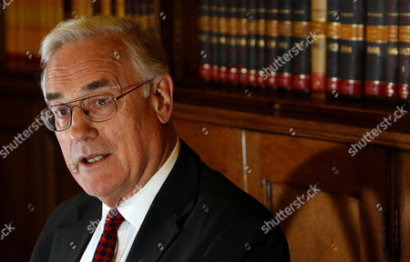 Editorial picture of Sir Mark Potter, London, Britain - 16 Oct 2008