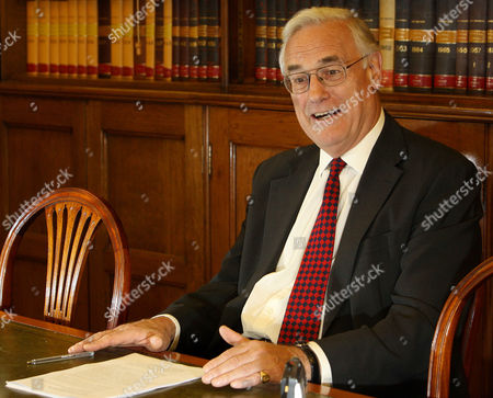 Stock Picture of Sir Mark Potter