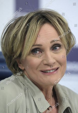 Stock Picture of Patricia Kaas