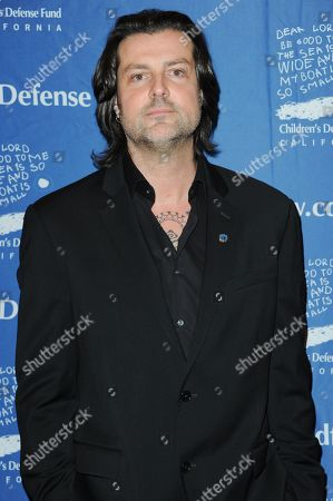 Editorial image of Beat the Odds Awards, Beverly Hills, USA - 6 Dec 2012