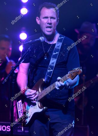 Roy Hay of the band Culture Club performs in concert at The Electric Factory, in Philadelphia