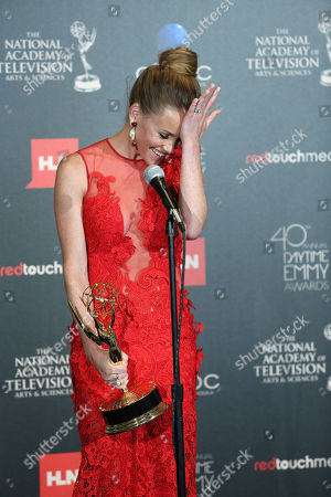 Editorial picture of Daytime Emmy Awards - Sponsor Coverage, Beverly Hills, USA - 16 Jun 2013