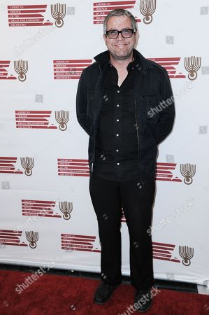 John Powell arrives at the Israeli Philharmonic Orchestra Honors Hans Zimmer held at the Wallis Annenberg Center for the Performing Arts, in Beverly Hills, Calif