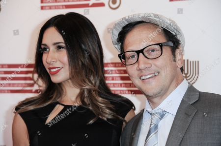 Editorial picture of Israeli Philharmonic Orchestra Honors Hans Zimmer, Beverly Hills, USA - 16 Jul 2014