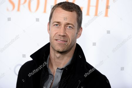 "Actor Colin Ferguson attends the LA premiere of ""Spotlight"" held at the DGA Theater, in Los Angeles"