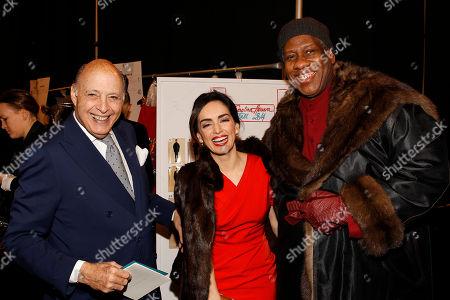 Editorial picture of MBFW Fall/Winter 2014 - Carolina Herrera, New York, USA - 10 Feb 2014