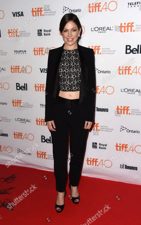 Executive Producer Tommee May at the Netflix 'Beast Of No Nation' Premiere at 2015 Toronto International Film Festival, in Toronto, Canada