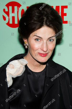 """Marina Rust Connor attends the premiere of Showtime's """"Masters of Sex"""" on in New York"""