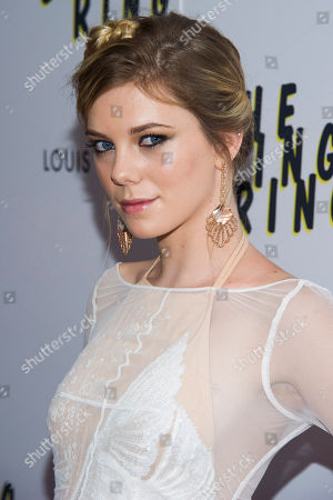 "Claire Julien attends a screening of ""The Bling Ring"" on in New York"