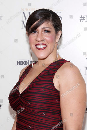 "Rain Pryor arrives at the special screening of HBO's Documentary ""Whoopi Goldberg presents Moms Mabley"" at The Apollo Theater, in New York"
