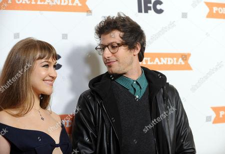 Editorial image of Portlandia Season 3 Premiere Event, New York, USA - 10 Dec 2012