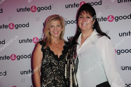Stock Picture of Unite 4:good - The Global Movement for Humanity at Residence of Baronness Von Bismark Red Carpet: Danielle Alexandra - Jen Vernon