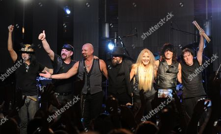 Editorial photo of Queensryche in Concert- Florida, Ft Lauderdale, USA - 14 Jan 2014