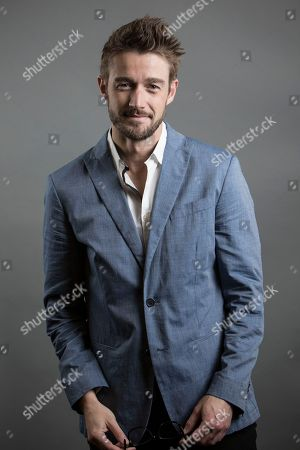 "Best known for his role in ""One Tree Hill"" actor Robert Buckley poses for a portrait on in New York"