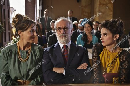 Valentina Carnelutti, Toni Servillo, Veronica Echegui