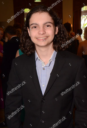 """Max Burkholder attends the VIP reception at the Academy of Television Arts & Sciences Presents """"The 6th Annual Television Honors"""" at the Beverly Hills Hotel on in Beverly Hills, Calif"""