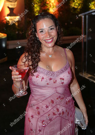 Marabina Jaimes attends the Television Academy's 67th Emmy Performance Peer Group Celebration at the Montage Beverly Hills on in Beverly Hills, Calif
