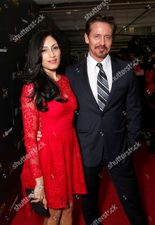 Editorial picture of The 2nd AACTA International Awards, West Hollywood, USA - 26 Jan 2013