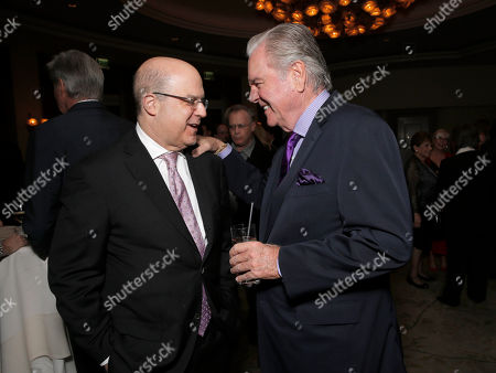 Stock Picture of Jeff Wachtel and Robert Wagner attend The Caucus for Producers, Writers and Directors 31st Annual Awards, on Sunday, December, 1, 2013 in Beverly Hills, CA