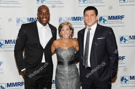 Editorial photo of The Multiple Myeloma Research Foundation Fall Gala, Greenwich, USA - 27 Oct 2012