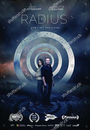 """Editorial image of """"Radius"""" Film - 2017"""